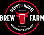 Hopper House Brew Farm Logo